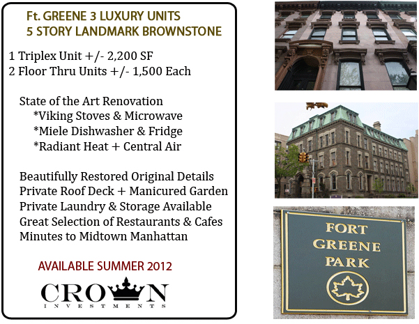 Crown NY | Ft. Greene