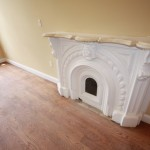 Restored Decorative Fireplace